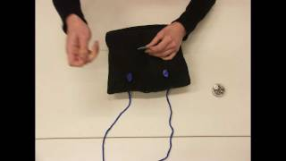 Re-Use.TV - Pocket heater out of water wings