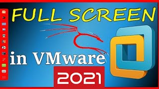 How to Make Kali Linux FULL SCREEN in VMware 2018 - HowToHack
