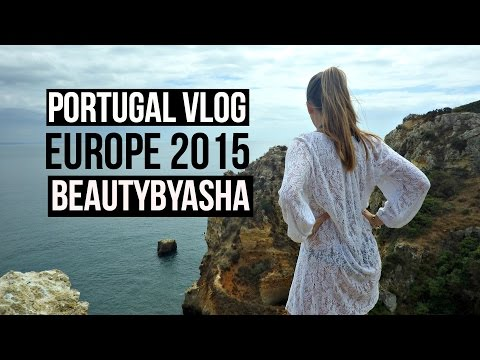 Places to Visit in Portugal - Lisbon, Lagos and Faro | Europe Travel Vlog
