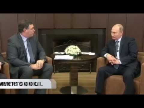 Putin Comments On Oil: Russian President expects oil prices to 'balance' by the middle of 2015