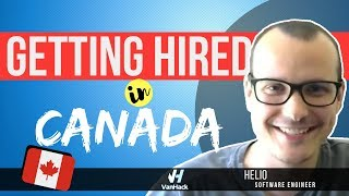How Helio got his Canadian Work Visa in 2 Weeks (and you can too)!
