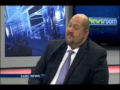 StarLink live on South Africa National Broadcasting Company