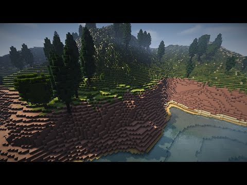 SMOOTH SHADERS IN MINECRAFT WITHOUT SHADER MODS