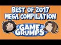 BEST OF GAME GRUMPS - 2017 MEGA COMPILATION (3 HOURS)