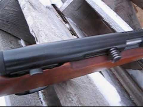 Stevens 87B .22 Semi-Automatic Rifle