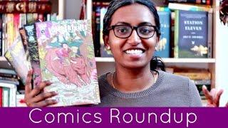Comics Roundup | February & March
