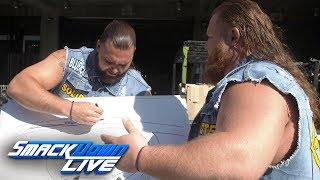 Otis has trouble focusing on the 24/7 Championship: WWE Exclusive, May 21, 2019