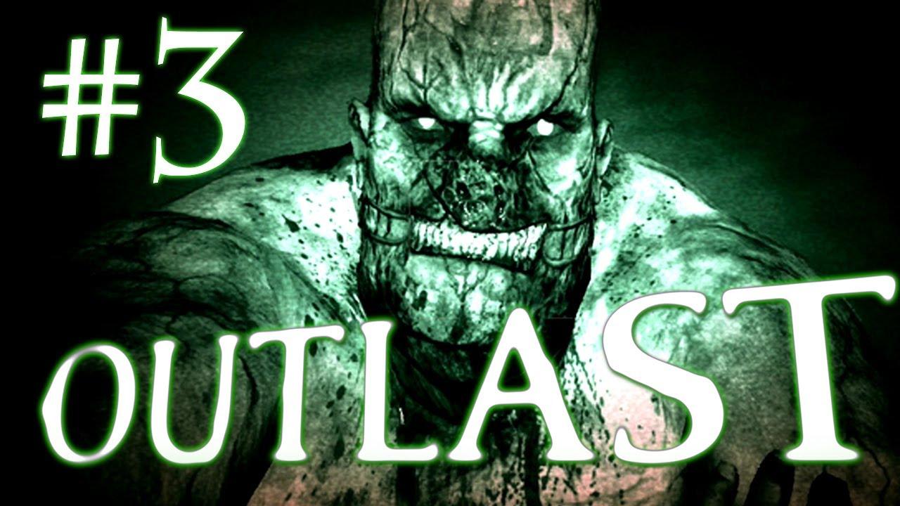 Outlast Gameplay Walkthrough Playthrough - Part 3 - I'M ... Little Piggy Outlast