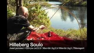 Hilleberg Soulo, North Face Rock 32 And Exped Travel Hammock. Summer camping