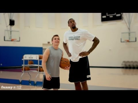 Real Life H-o-r-s-e! With Dave Franco & Deandre Jordan video