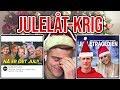 NÅ ER DET JUL vs JULETRAGEDIEN - Julelåt-krig!