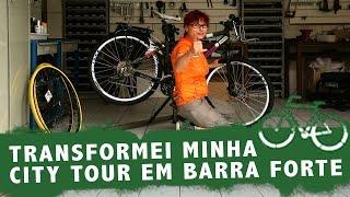 TRANSFORMEI A CALOI CITY TOUR NUMA BARRA FORTE