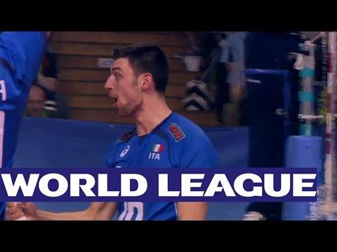 Australia vs. Italy: Azzurri outsmash Volleroos