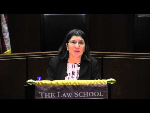 "Rashida Manjoo, ""Violence Against Women Around the World: Trends, Challenges, and Solutions"""