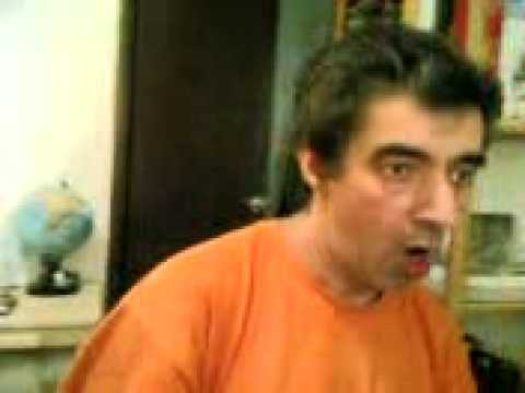 Mr. Bean Português a jogar Pacman