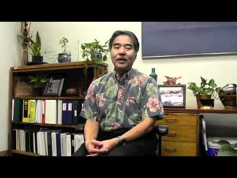 Senator David Y. Ige Offers Remarks on Senate Bill 2819