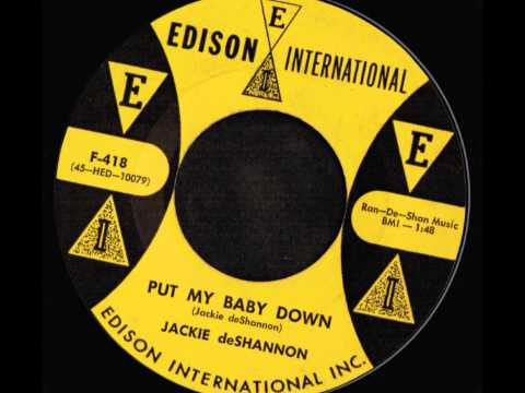 Jackie Deshannon - Be Good Baby