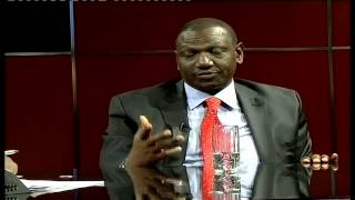 BIG Q INTERVIEW With Deputy President William Ruto on Wage Bill Part 3