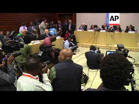 UN chief at African Union summit, talks about Mali military operation