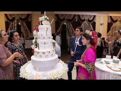 Свадебный торт Авраама и Кристины