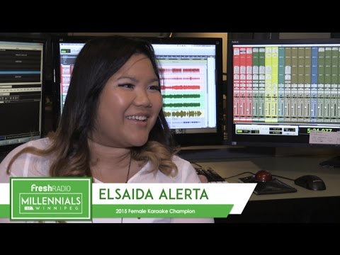 Millennials of Winnipeg: Elsaida Alerta