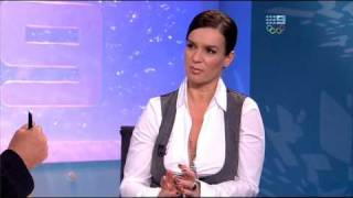 Katarina Witt - Interview - 2010 - Ice Figure Skater