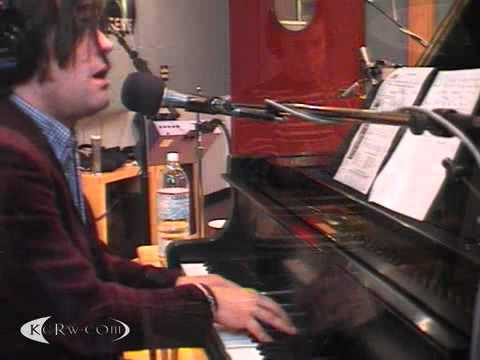 Ed Harcourt - This One's For You (Live KCRW)