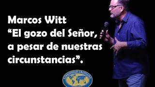 Marcos Witt en Comunidad Cristiana Sion - El Gozo