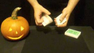 Card Tricks \ The Haloween Card | Performed By Andy Field Gloucester Magician
