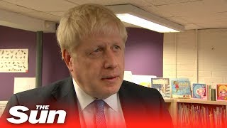 PM Boris Johnson calls the Manchester Arndale stabbings a 'horrific incident'