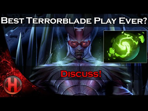 Dota 2 Fun - Best Terrorblade Play Ever? :D