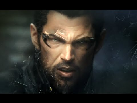 DEUS EX - Icarus Flight: Adam Jensen Tribute (cinematic) [HD]