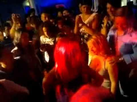 Veronica Ciardi @ Pineta Garden – 11 agosto 2011 – Sassocorvaro – Danza Kuduro