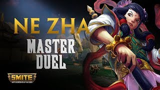 Ne Zha, El root da ascooo - Warchi - Smite Master Duel S5