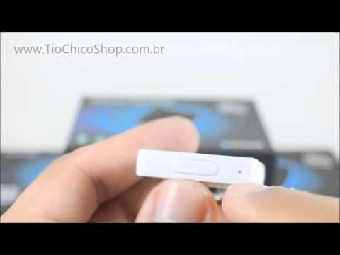 Mp3 Player Bluetooth P2 - FM - Cartão SD - TioChicoShop