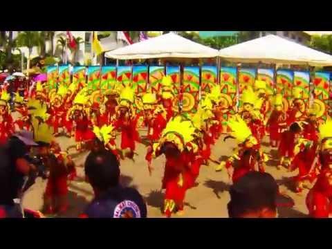 29th KADAYAWAN 2014 Indak Indak Festival   Sta Ana National High School