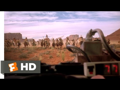 Back To The Future Part 3 (1/10) Movie CLIP - Indians In 1885 (1990) HD