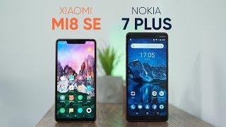 So sánh chi tiết Xiaomi Mi8 SE & Nokia 7 Plus