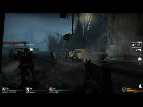 Left 4 Dead - Death Toll Versus Gameplay 01