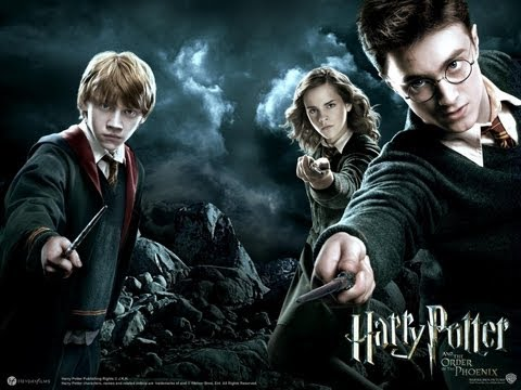 Harry Potter and The Order of the Phoenix - Trailer (HD)