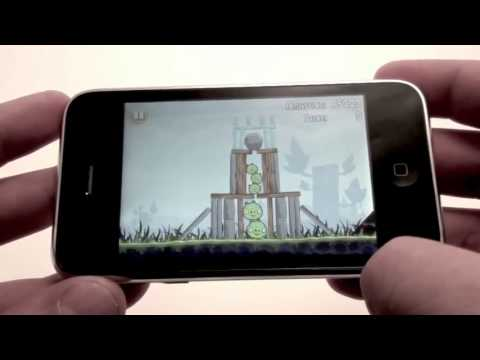Angry Birds App Review (iPhone, iPod Touch, & iPad)