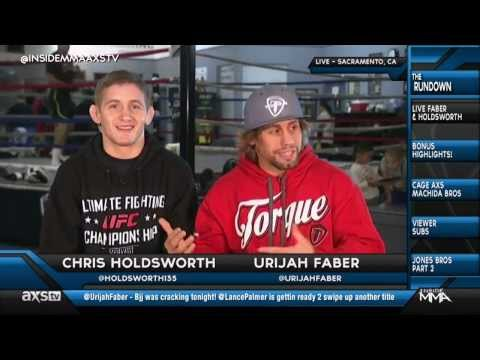 TUF Champion Chris Holdsworth is Single and Ready to Mingle