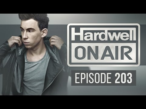 Hardwell On Air 203 video