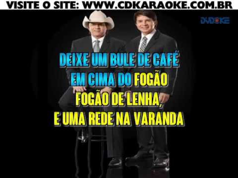 Chitãozinho & Xororó   Fogão De Lenha