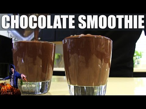 Chocolate Smoothie  For Health with Vince Lia