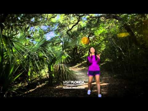 Alanis Sophia Ven Conmigo Face of Tourism Of Florida Visit Florida