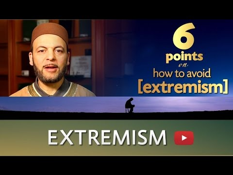 How to Avoid Extremism [FULL] [HD] - Dr. Hamid Slimi