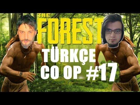 The Forest Türkçe Multiplayer | Dehşet Dakikalar | Bölüm 17