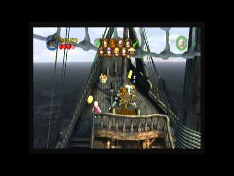 Wii- Pirates of the caribbean- Many Jack sparrows!!- 15