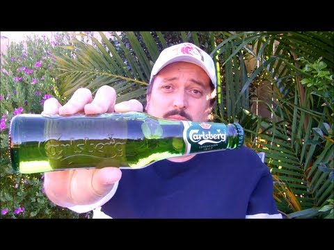 Carlsberg 4.8% ABV - SwillinGrog Beer Review